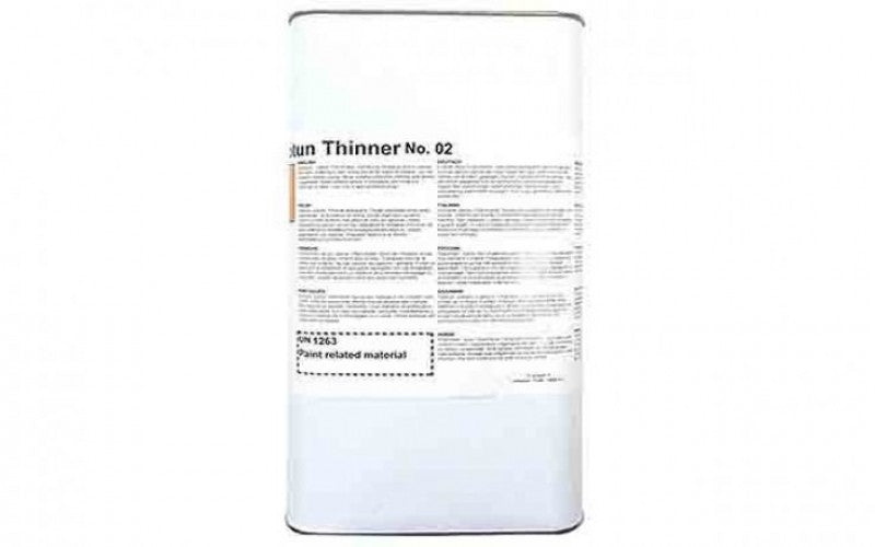 Thinner No.2 (5 Liters).