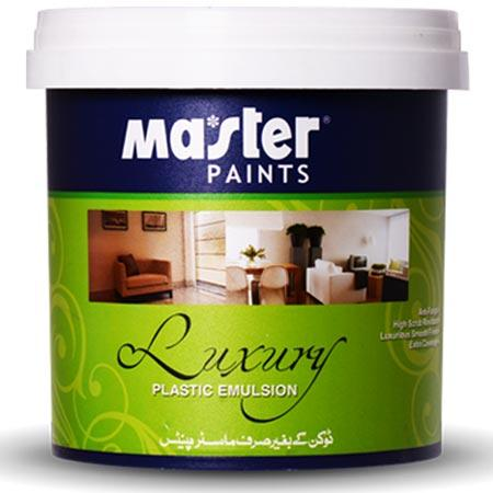 Master Luxury Plastic Emulsion Gallon