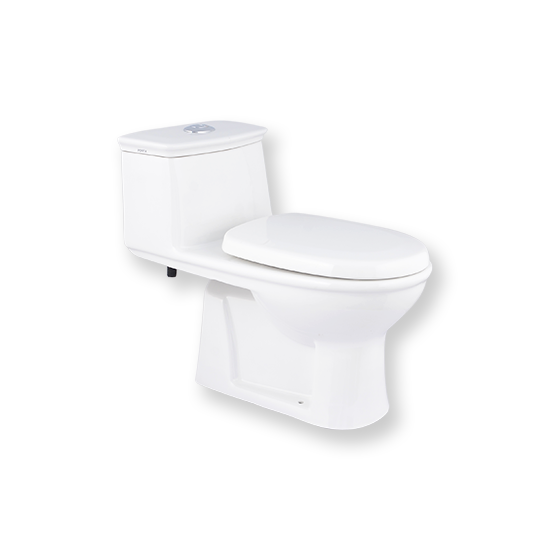 Washdown One-Piece Toilet | HD121C