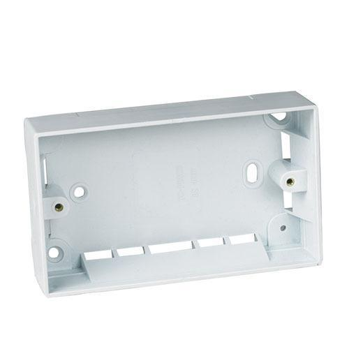 Electric Conduit Light Box Large  U-PVC - Popular Pipes