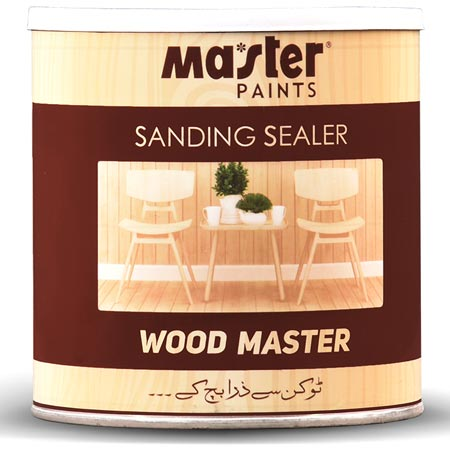 Sealer Wood Master (0.91 Liters)