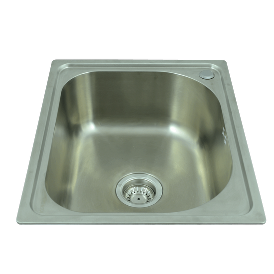 Small Stainless Steel Sink | HDSC8728