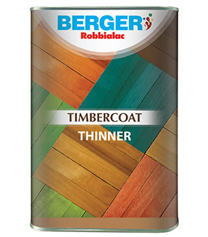 Timbercoat Thinner (Quarter Size)