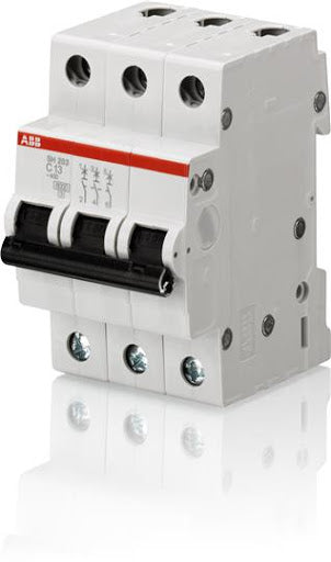 20A 3 Pole / 10KA Miniature Circuit Breaker (MCB)
