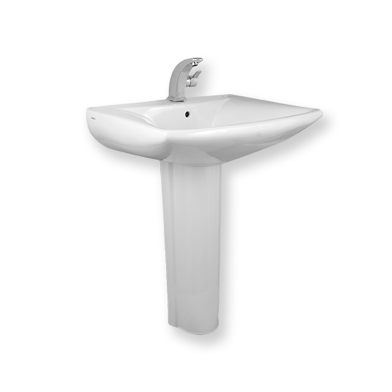 Wash Basin with Pedestal | HDLP201A