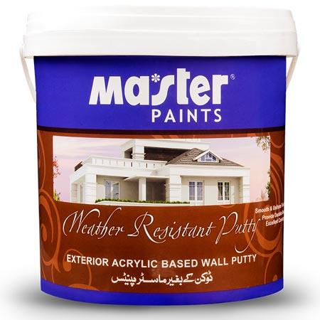 Master Exterior Wall Putty (5 kg)