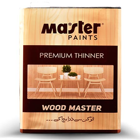 Wood Master Thinner (0.91 Liters)