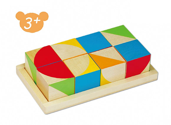 Wooden Creative Block Puzzle