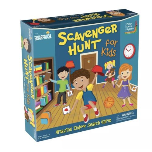 Briarpatch: Scavenger Hunt for Kids (Square)