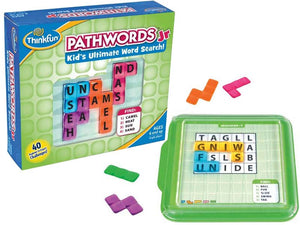 Pathwords Game Jr.