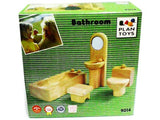 Wooden Doll House Furniture -  Classic Bathroom