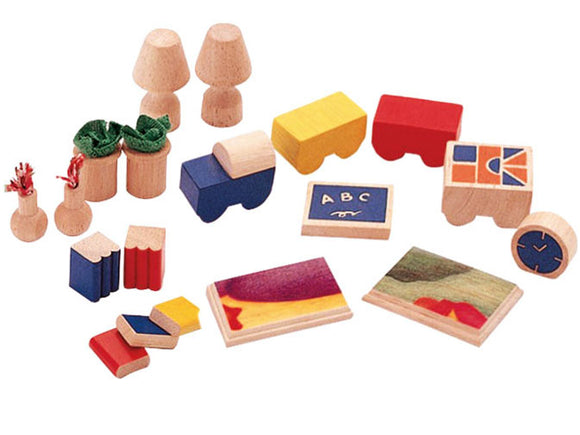 Plan Toys - Accessories for Living & Bedroom