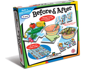 Before & After (Sequence Puzzles)