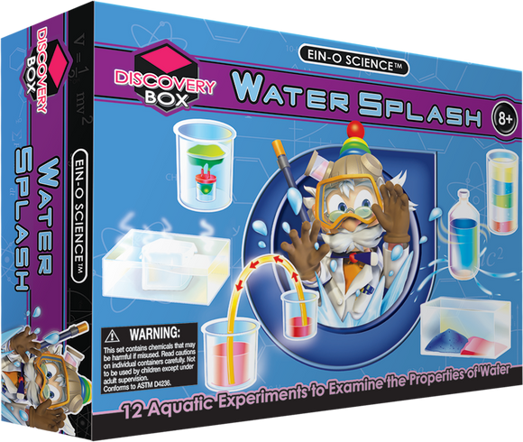 Ein-O Science - Water Splash