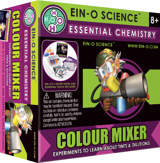 Ein-O Science - Colour Mixer