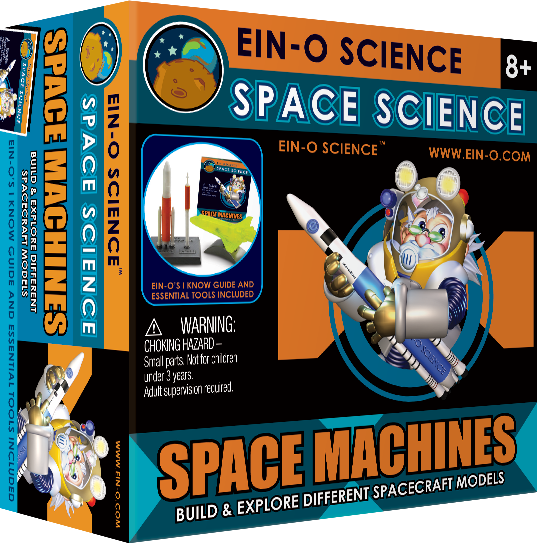 Ein-O Science - Space Machines