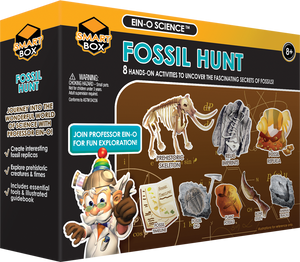 Ein-O Science - Fossil Hunt