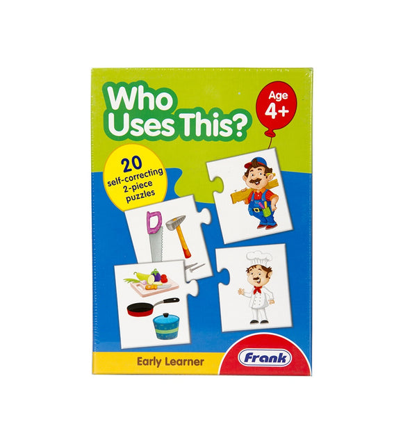 Early Learner - Who Uses This?