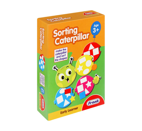 Early Learner - Sorting Caterpillar