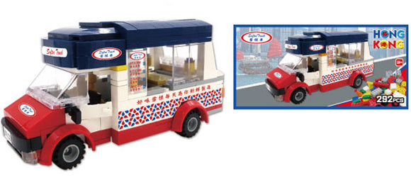 Hong Kong Bricks - Ice-cream -Softee Truck