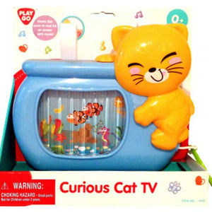 PLAYGO - Curious Cat Aquarium