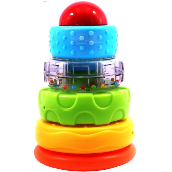 Playgo Rocking Ring Stacker