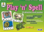 Early Learner - More Play 'n' Spell