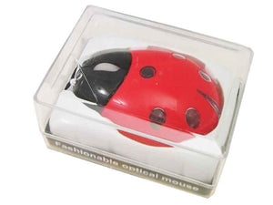 Fashionable Optical Mouse - beetle