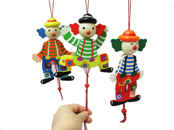 Pendant Doll - Clown