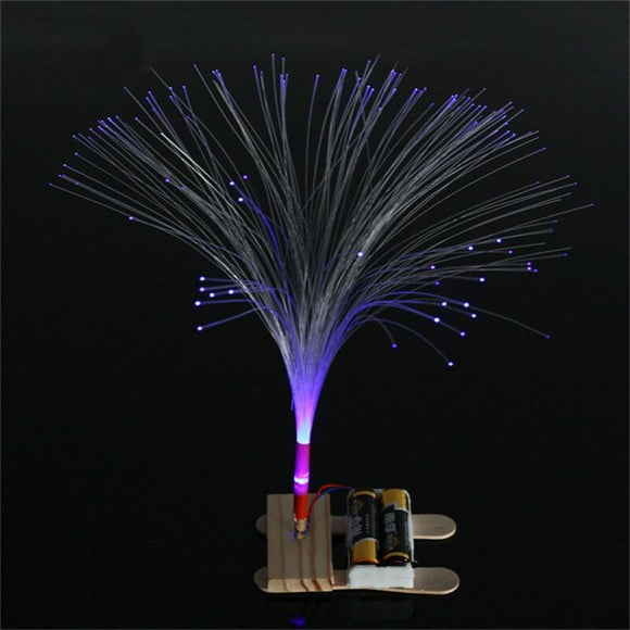 STEM DIY - Optic Fiber Light Kit