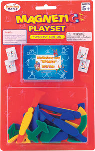 Magnetic Playset - Sports