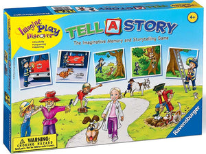 Tell A Story Card Game