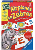 Play & Learn: Airplanes to Zebras