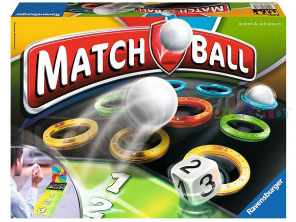 Matchball game