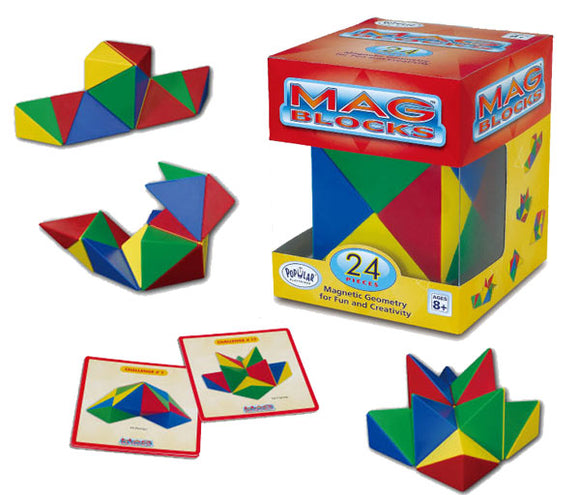 Mag-Blocks 24pcs Set