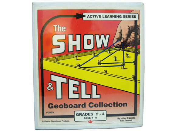 The Show & Tell Geoboard Collection (Grades 2-4)