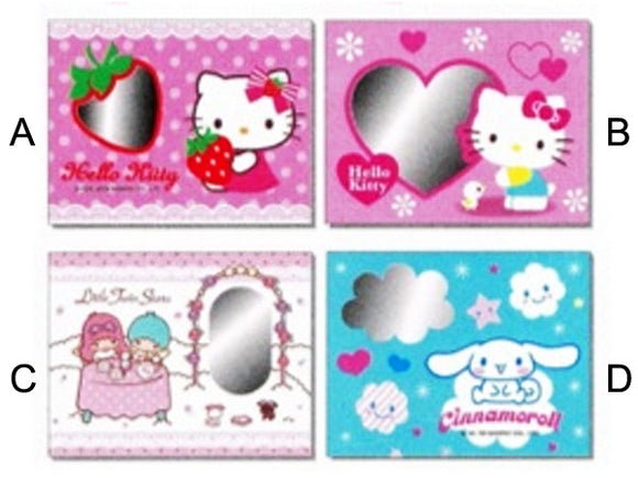 SANRIO Mirror Sticker