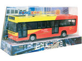 Hong Kong Transportation - Single Deck Bus