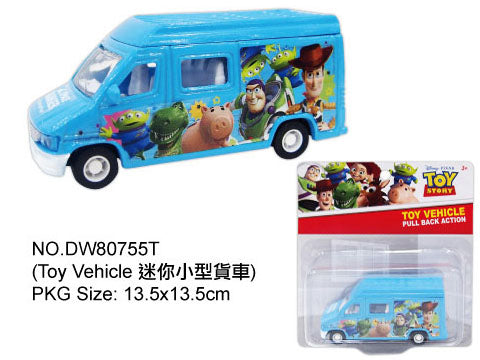 MiniCar – Toy Story Mini Van