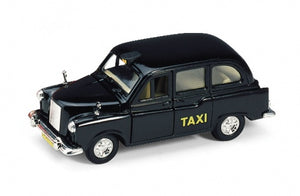 "5"" Pull Back London Taxi"