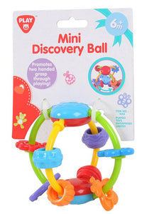 PLAYGO - Mini Discovery Ball
