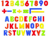 Magnetic Alphabet Letters and Number 86 pcs