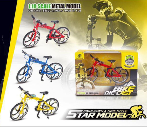 1:10 Scale Bike Die Cast Bicycle
