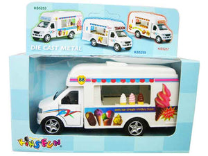 "5"" ICE CREAM TRUCK Pull Back Car"