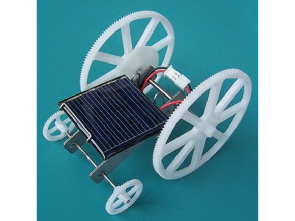 Solar Energy - DIY Solar Car & Solar Fan Set