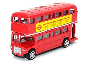 "3.5"" London Bus - Double Decker Bus"