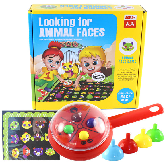 Looking for Animal Faces