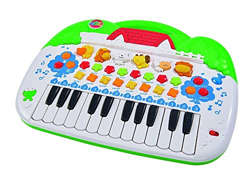 ABC B-O Animal Keyboard