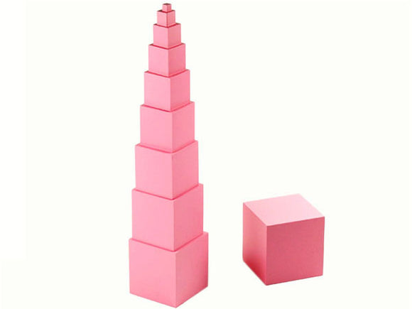Little Pink Tower