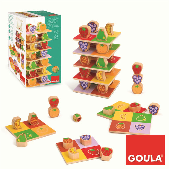 Goula - Tower Of Fruits